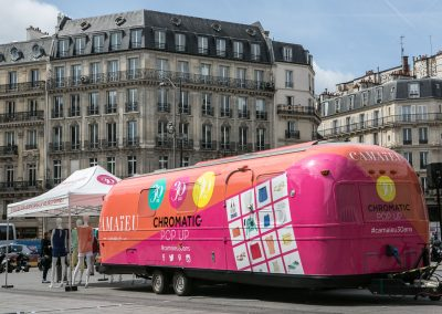 Le Fashion Truck, CAMAÏEU