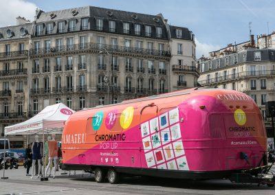Le Fashion Truck, CAMAÏEU
