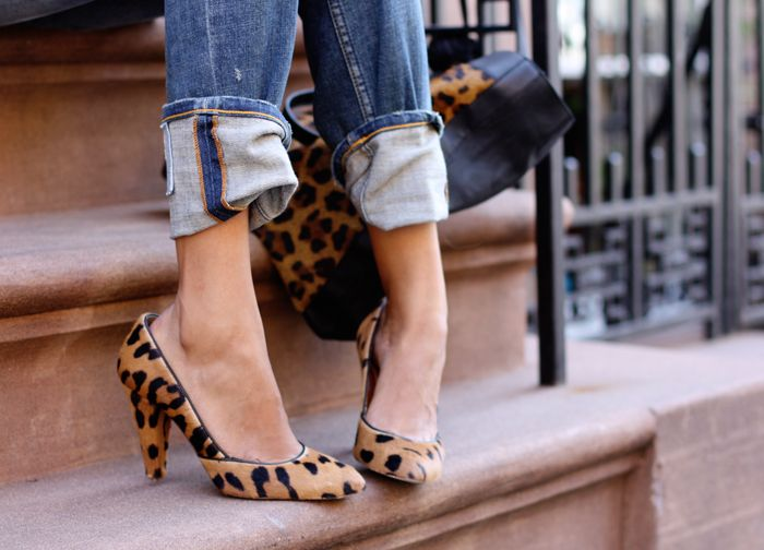 Comment porter le léopard ?