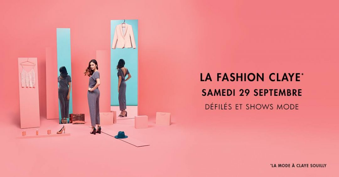 Défilé, stylisme « Fashion Claye »