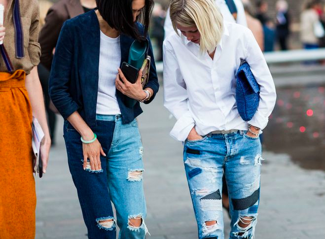 Just Do It : un jean tendance avant la tendance