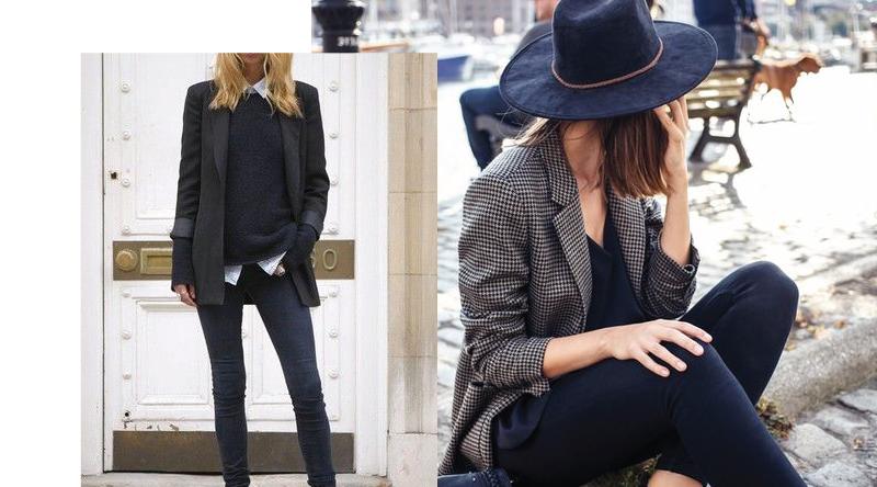 Comment un blazer peut vous aider à changer votre tenue