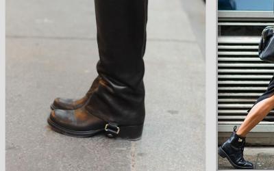La black boots theory