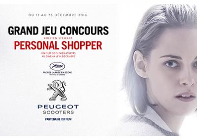 Personal shopper PEUGEOT