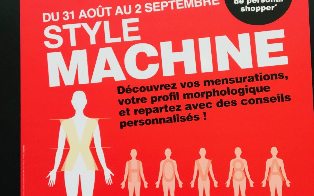 Style machine