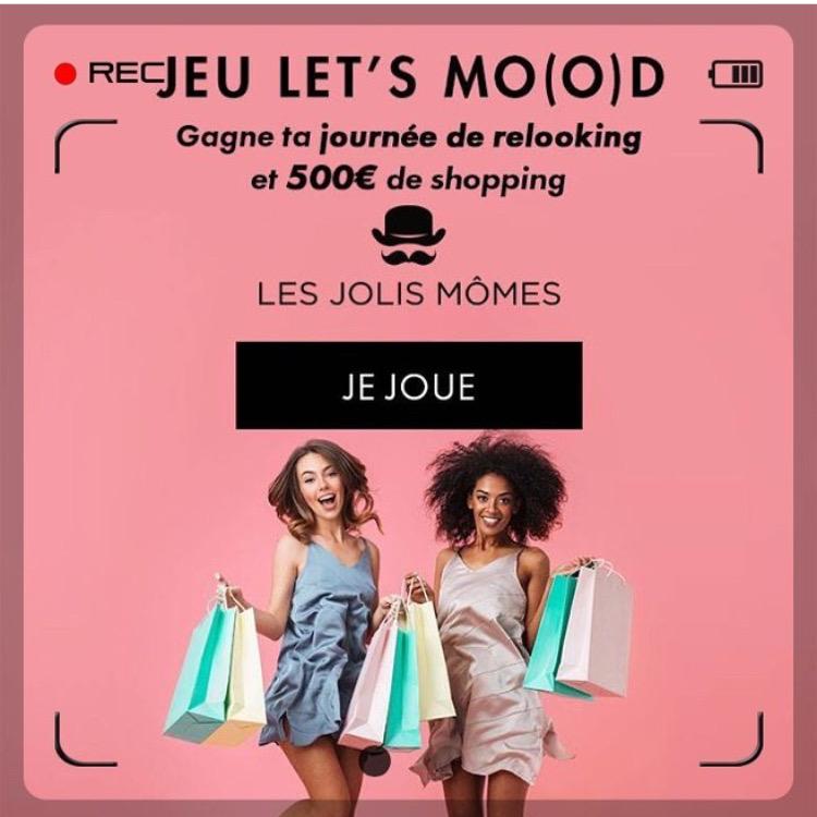 Let's Mo(o)de – Relooking