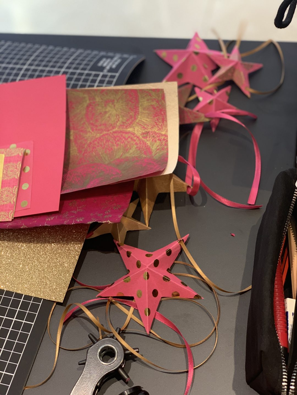 Rois des forets : origami