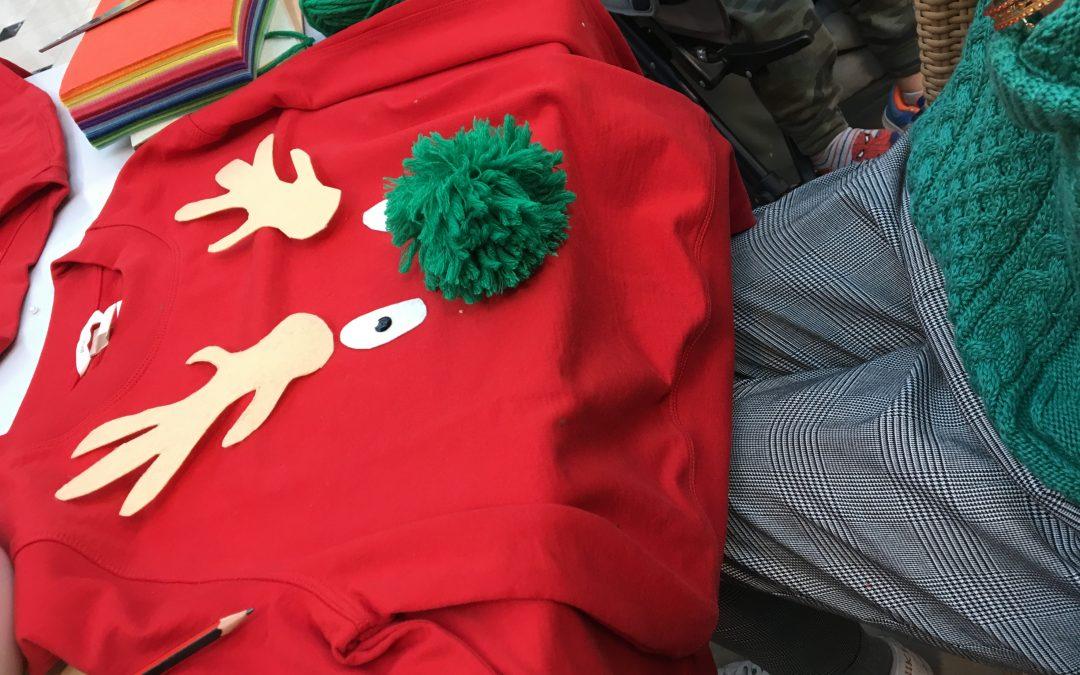 DIY – Le pull de Noël