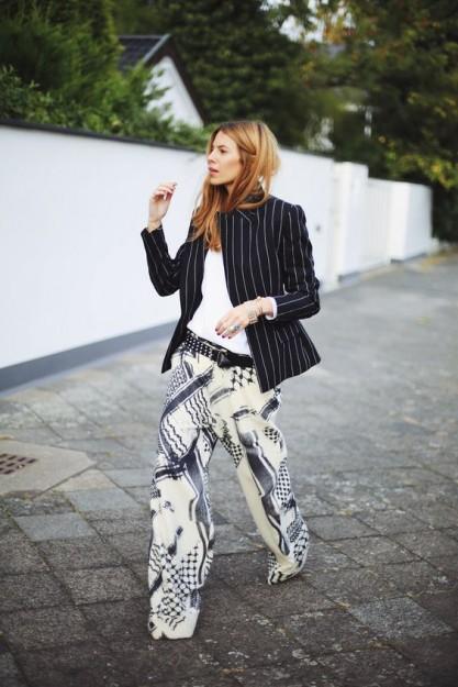 style et pyjama