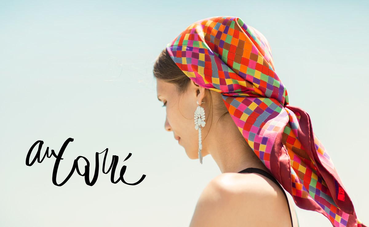 Sortez couvert(e) : sortez votre foulard !