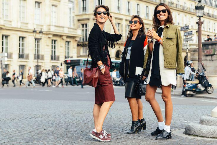 Les idées fashion à piquer aux modeuses