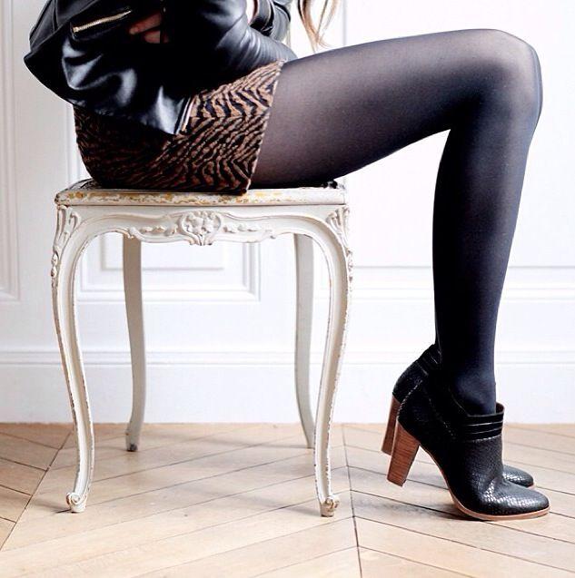 Comment porter la low boots avec un pantalon ?