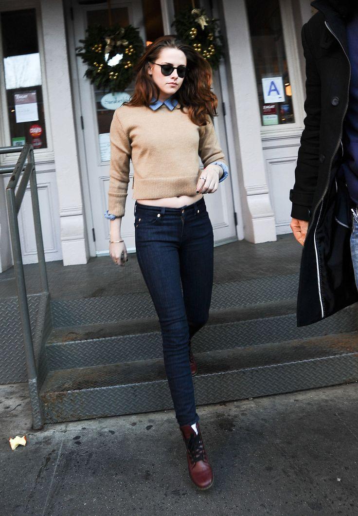 Womens Tan Skinny Jeans