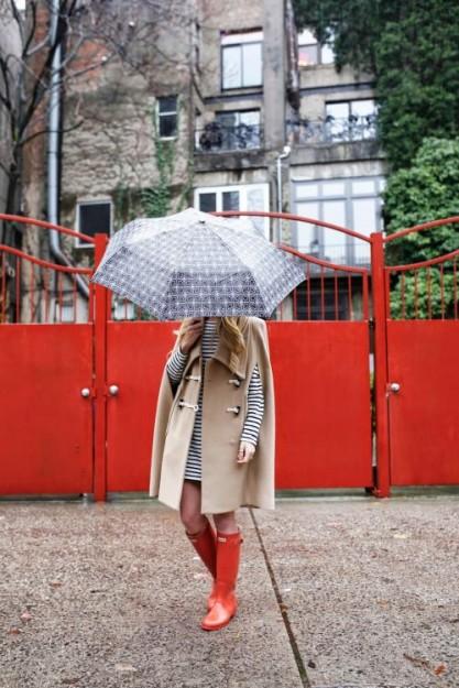 botte de pluie